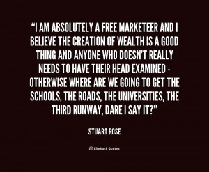 Who Am I Quotes Org/quote/stuart-rose/i-am