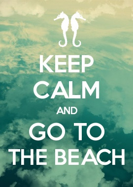 go to the beach each let s go get away i want to go to the beach so ...