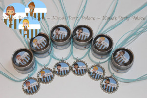 Girl Scout Brownies - Girl Scout Favors - Troop Party - Necklace and ...