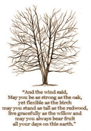 And the wind said... Native American Prayer. 8