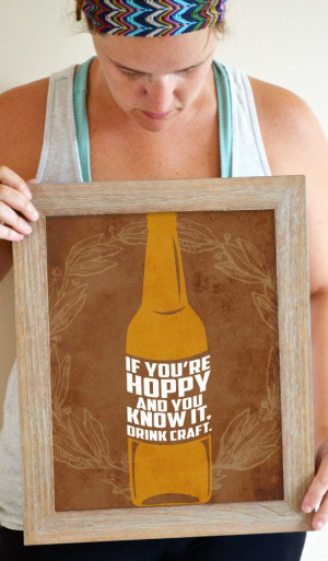 Funny Craft Beer Quotes Funny beer quote, craft