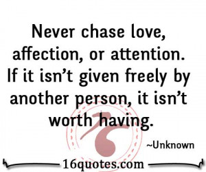 chase love quotes