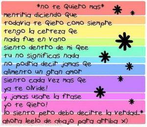 romantic quotes for him in spanish
