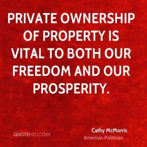 ... -mcmorris-cathy-mcmorris-private-ownership-of-property-is-vital.jpg