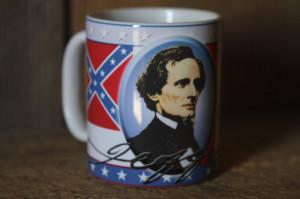 Jefferson Davis Mug | Dixie Republic