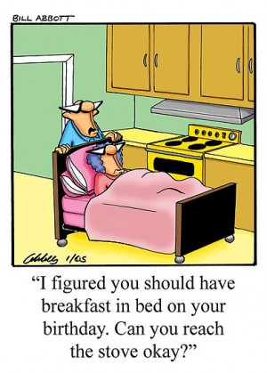 abbottoons › Portfolio › Funny Husband Wife Birthday Humorous Art ...