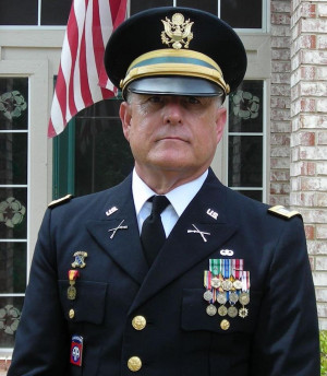 Retired Army officer warns DHS stockpiling for war against American ...