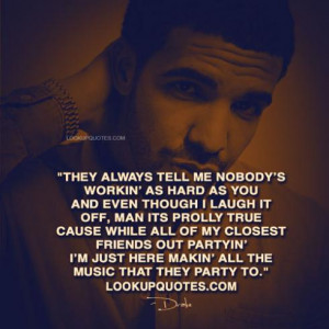 Drake Quotes About Breakups A