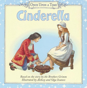 """Start by marking """"Cinderella"""" as Want to Read:"""