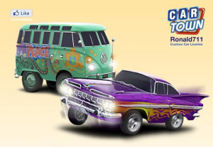 Thread: [skin share] CARS Ramone + Fillmore!
