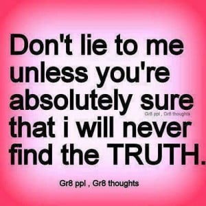Hidden Truth And Lies Quotes. QuotesGram