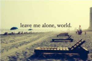 alone, beach, life, live, mfrases, ocean, quote, text, typography ...