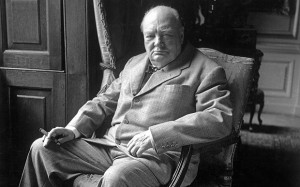 Sir Winston Churchill was the author of great put-downs, but not as ...