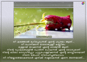 best love quotes malayalam