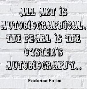 Federico Fellini All Art