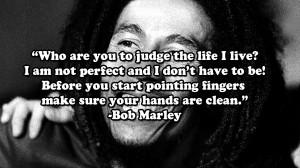 Bob Marley reggae singer marijuana 420 quote sadic mood anarchy ...