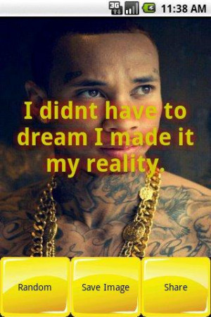 Tyga quotes and sayings wallpapers