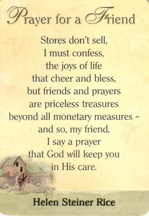 praying quotes for friends quotesgram