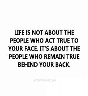 Welcome Back Quotes For Friend True behind your back.