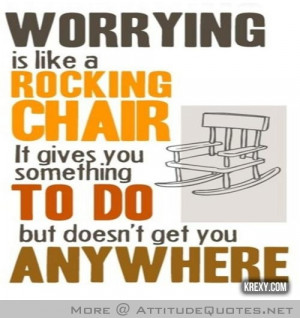 Don't Worry Quotes