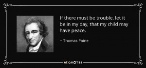 THOMAS PAINE QUOTES ON CONSTITUTION