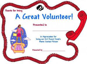 ... ://www.etsy.com/listing/130185931/girl-scouts-volunteer-appreciation