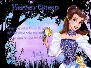 Belle Princess Belle
