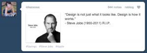 Steve Jobs Said...