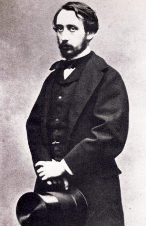 Hilaire-Germain-Edgar De Gas, a.k.a. Edgar Degas