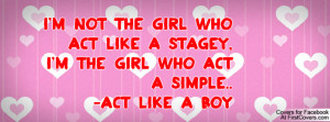 girl who act like a stagey , Pictures , i'm the girl who act a simple ...