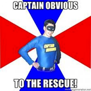 Related Pictures captain obvious strikes again funny pictures