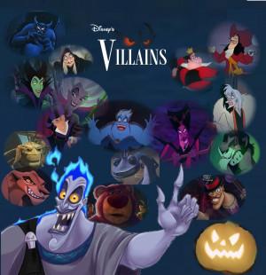 Disney Villains Disney Villains in Underworld