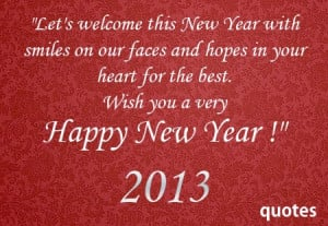 New Year Quotes Happy New Year 2014 Quotes for Business