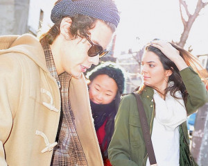 Related Pictures kendall jenner harry styles