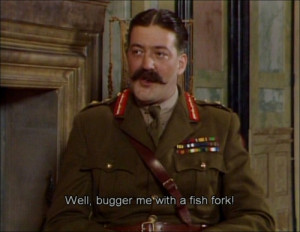 Baldrick Quotes Blackadder Goes Forth