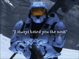 Halo Red Vs Blue Tucker