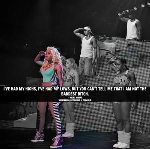 Nicki Minaj Bad Bitch Quotes