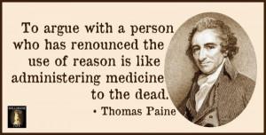 Thomas Paines' Common sense was published in Philadelphia (Photo via ...