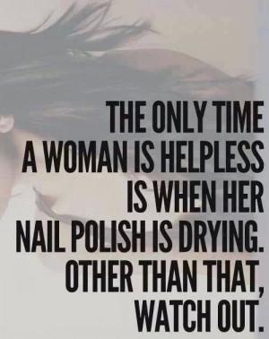 Women. Power. Quotes.