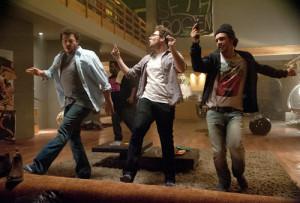 This Is The End - Danny McBride, Seth Rogen, James Franco
