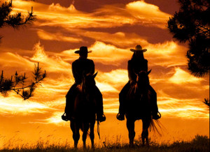 Cowboy And Cowgirl Love Poems