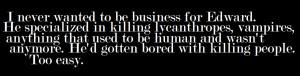 Anita Blake, Vampire Hunter [Quotes]