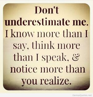 Me Quotes