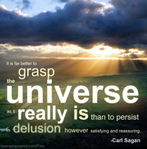 Carl sagan, quotes, sayings, universe, cosmos