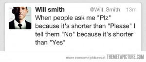 funny Will Smith quote