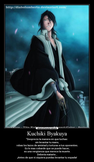 Tags Anime Bleach Kuchiki