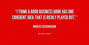 Good Business Quotes