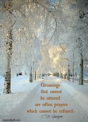 winter spurgeon quote - edit