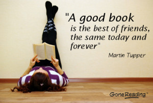 Quotes About Reading – February 2014