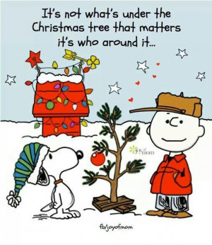 Quotes Charlie Brown Christmas Tree. QuotesGram